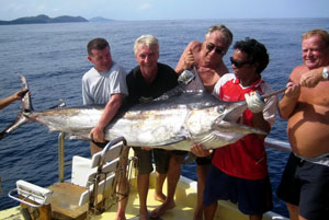 Пресноводная рыбалка на Пхукете