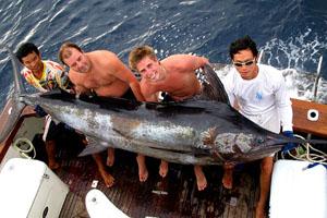 Рыбалка на Симиланских островах