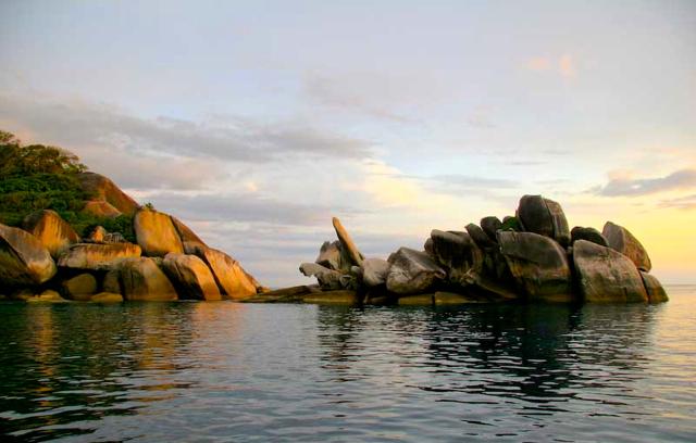 Аренда яхты для рыбалки на Пхукете