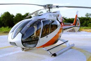 прогулки на вертолете