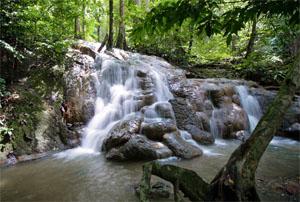 Национальный парк Као Лак и сплав по реке на бамбуковых плотах