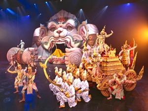Шоу и парк развлечений Fantasea