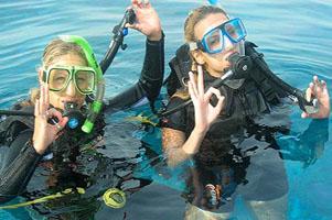 Погружение с аквалангом на Пхукете