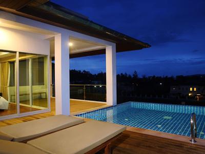 Тропическая резиденция