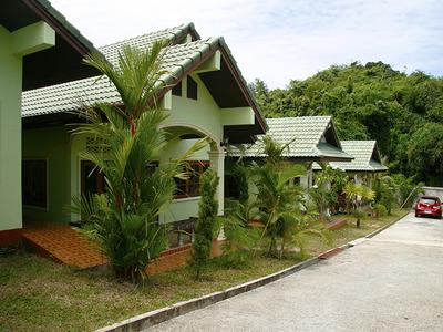 Зеленая деревня в тупике