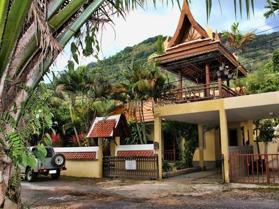 Тайский коттедж